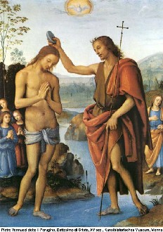 Battesimo di Gesu