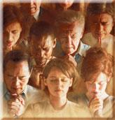 Test. di Geova in preghiera