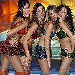 La donna stereotipo velina schedina e letterina è la donna imperante nella televisione italiana