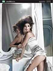 Calendario 2010 - Miss Italia 1