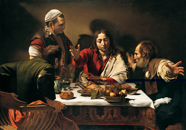 cena-di-emmaus-caravaggio-londra