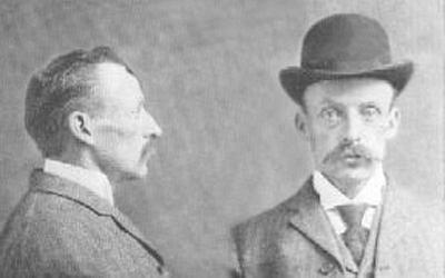 Albert Fish nel 1903, durante la detenzione a Sing Sing