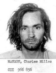 Charles Manson in una foto del 1971.