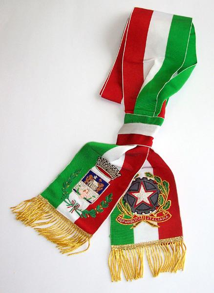 Fascia tricolore del Sindaco