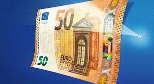 Ecco la nuova banconota da 50 euro