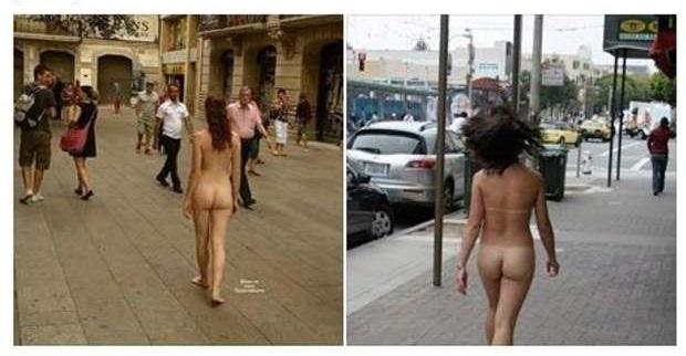 """Folle idea sulla rete: """"Donne nude in strada per uccidere gli islamici"""""""