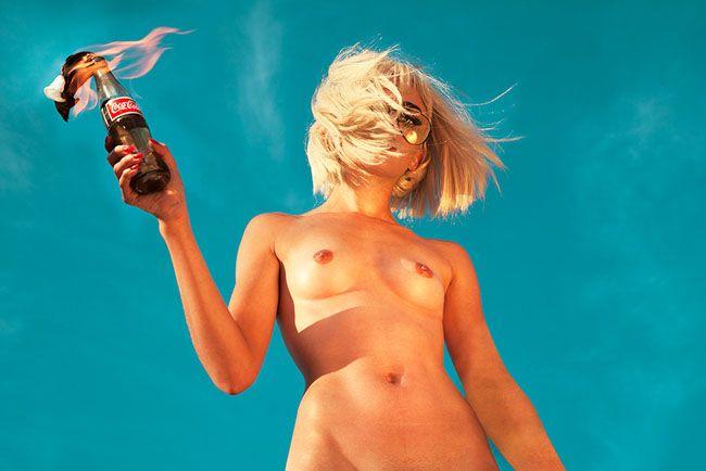 Donne nude per celebrare la bellezza naturale, la positività dell'immagine fisica femminile