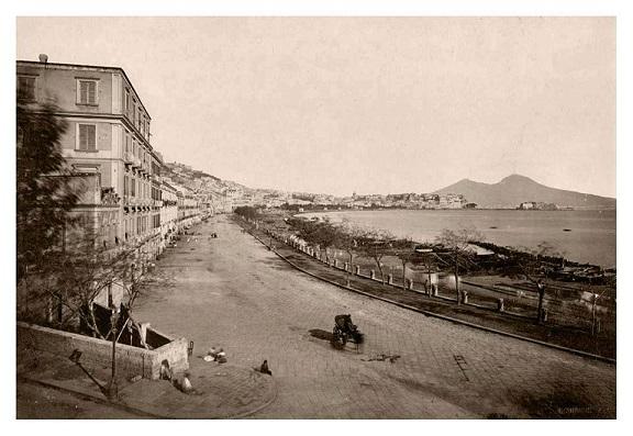 Napoli - Mergellina 1880