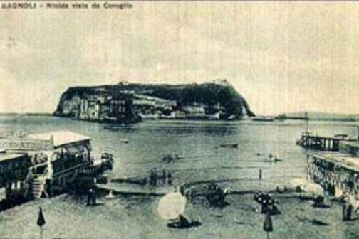 Napoli - Nisida, 1900