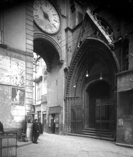 Napoli Sant'Eligio, 1930