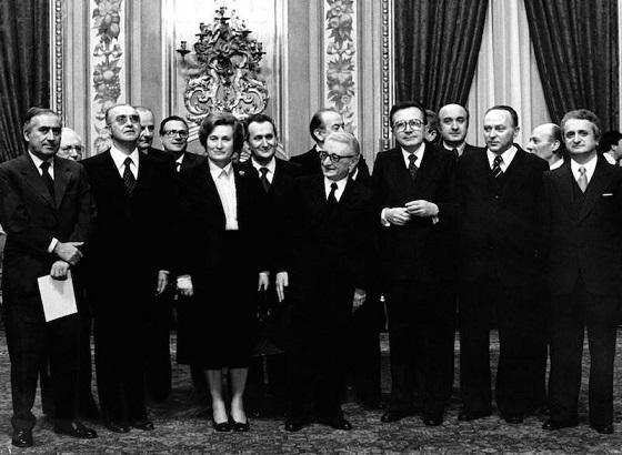 Tina Anselmi la prima donna ministro