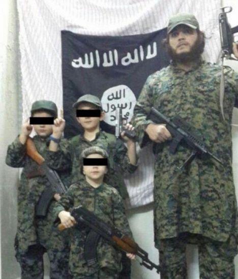 Dall'Australia alla Siria per ammazzare i fedeli dell'islam 4