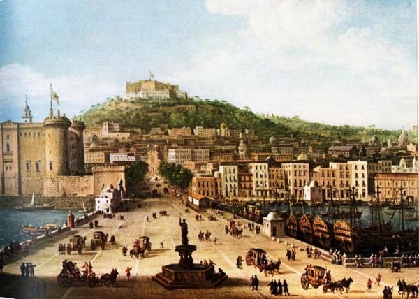 Quando un decreto dei Borbone rese Napoli la città più pulita d'Europa