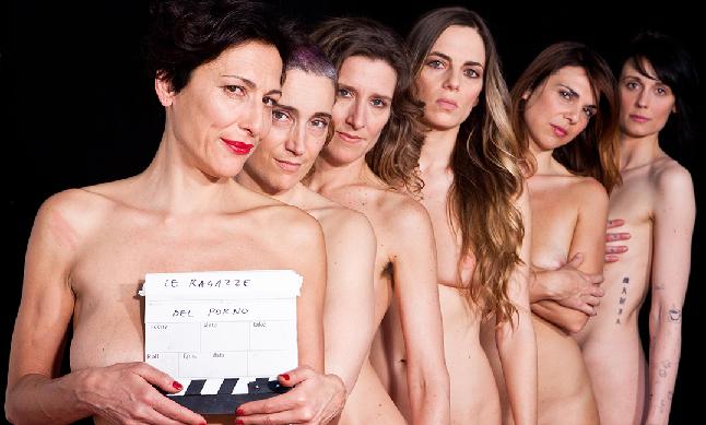 A Milano torna Art for porn, la mostra per sostenere i cortometraggi di un gruppo di attrici italian