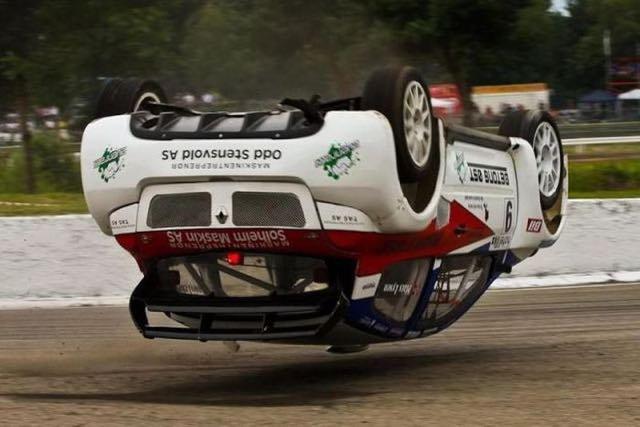 La sensazione è che quest'auto stia volando...