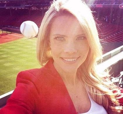 Farsi un selfie ad un campo da baseball può essere molto rischioso...