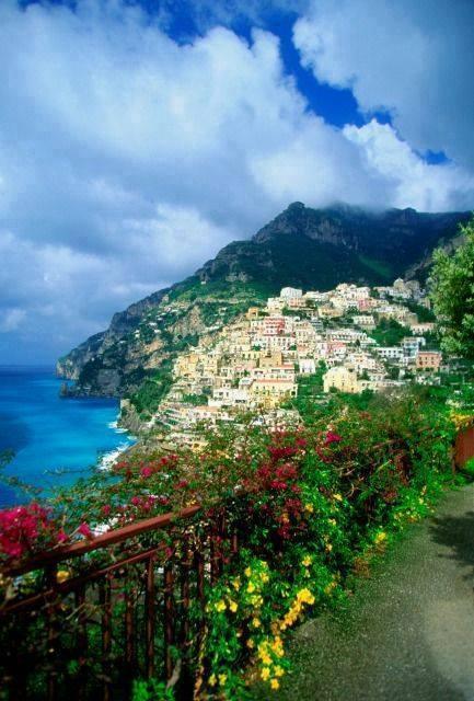Napoli, Positano, che meraviglia