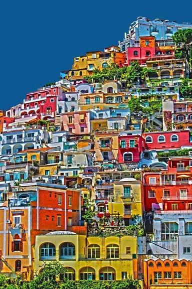 Napoli, Positano che meraviglia