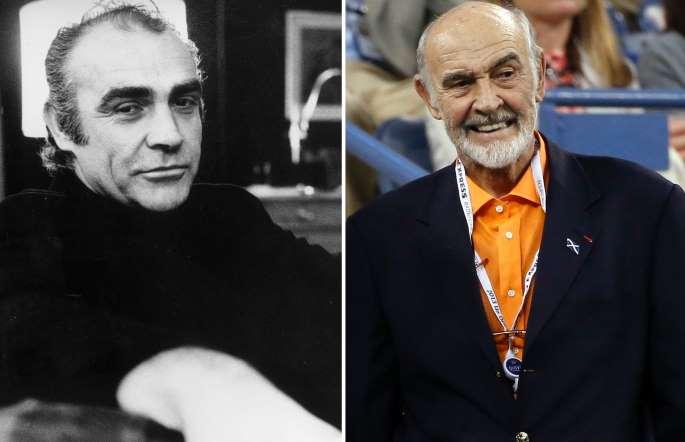 Attori degli anni 70 ieri e oggi