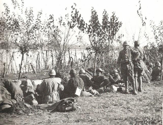 24 maggio:  100 anni fa, i giovani italiani partivano per la grande guerra, per fare grande l'Italia