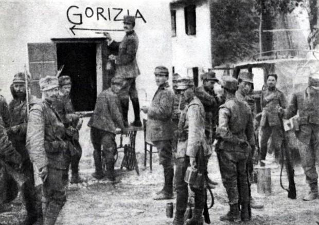 100 anni fa l'inzio del primo conflitto mondiale. L'Italia entrera' in guerra nel 1915