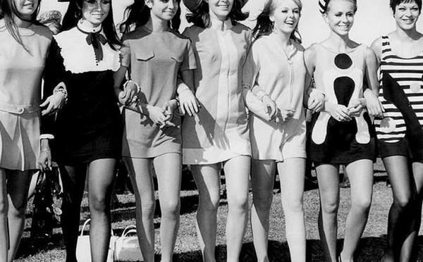 Anno della minigonna uscita 1968 bellissime
