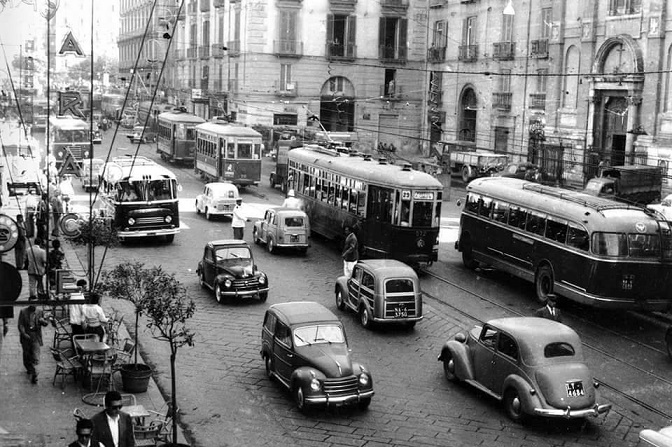 Le città portano le stigmate del passato
