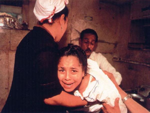 Infibulazione: intervento sulla donna per impedirle i rapporti sessuali