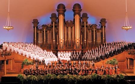 Coro del Tabernacolo Mormone - Stati Uniti -