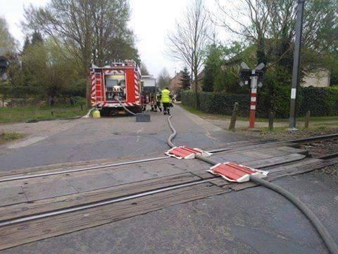 La stupidità dei pompieri...