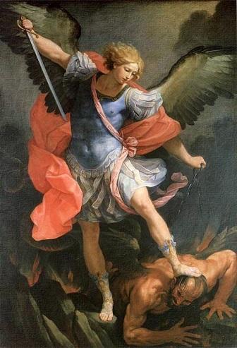 Ogni fedele ha al proprio fianco un angelo custode come protettore, per condurlo alla vita
