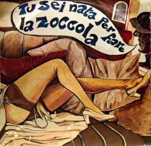 Zoccola: Topo di chiavica, Prostituta