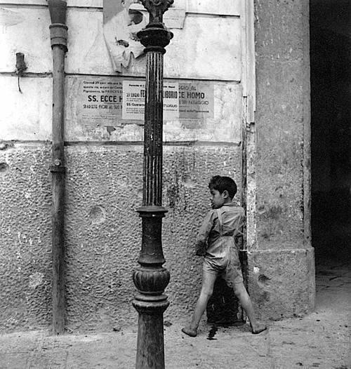 Napoli: Scugnizzo 1930