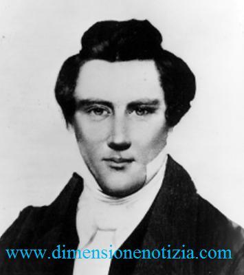 Joseph Smith, il fondatore del Mormonismo - 1805 /1844 - Stati Uniti -