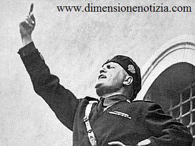 Mussolini: Tutto è possibile basta volere -