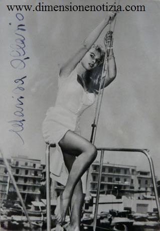 Cartoline da Cinecittà: Collezione di Stelle - Marisa Allasio -