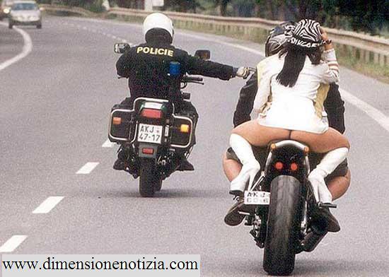 Multa Culo Moto -
