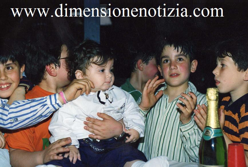 Compleanno di Nico 1993 -