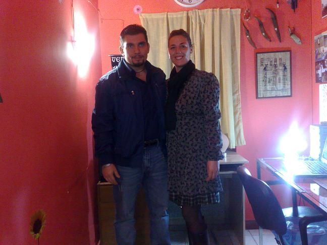 Vincenzo e Prescilla