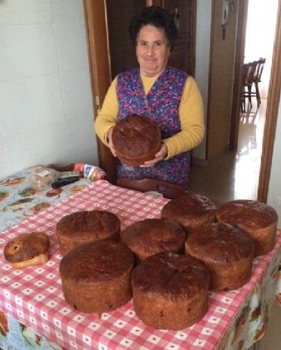 Agnone IS: I panettoni di nonna Lina