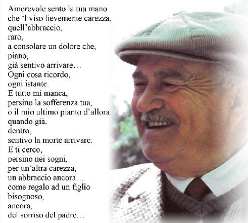 Papà ti amo ...