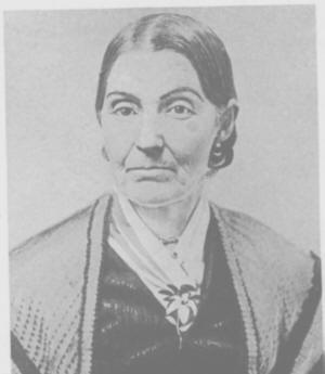 Emma Smith la mamma del profeta Joseph Smith -