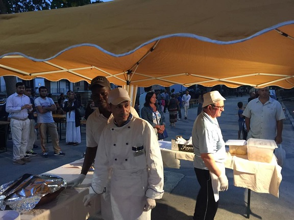 LA FESTA DEI POPOLI AD AGNONE - IS - GRANDE SUCCESSO