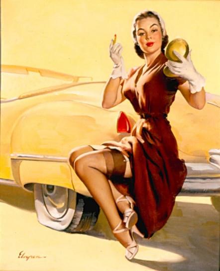La bellezza è la migliore lettera di raccomandazione, l'uomo usa i soldi, la donna il suo corpo