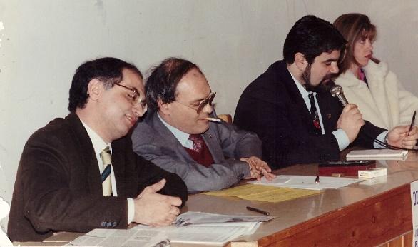 Foto storiche: Gennaro, Antonio, Giuseppe, Cinzia