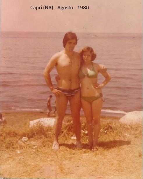 Capri (NA) Agosto 1980