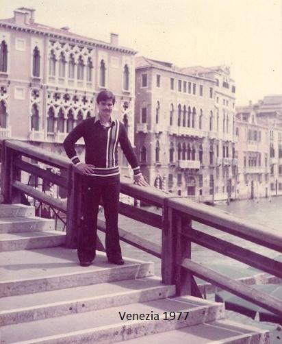 Giuseppe - Venezia 1977