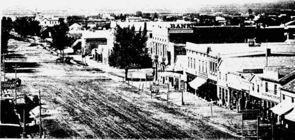 S.Lake City nel 1862 - Stati Uniti -