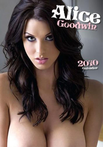 Calendario 2010 - Alice Goodwin -