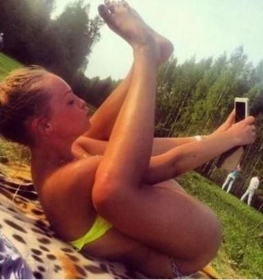 I selfie che nascondono epic fail esilaranti